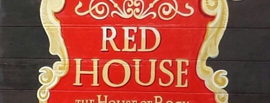 Red House is one of Bares en Puebla.