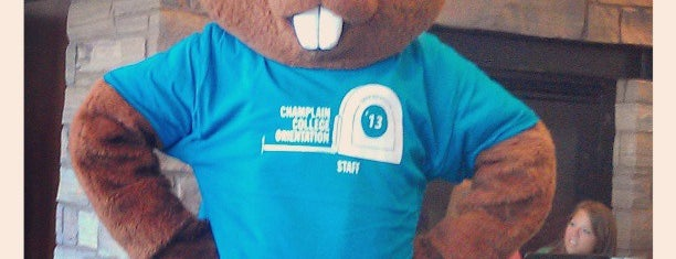 Fireside Lounge is one of Champlain College List.