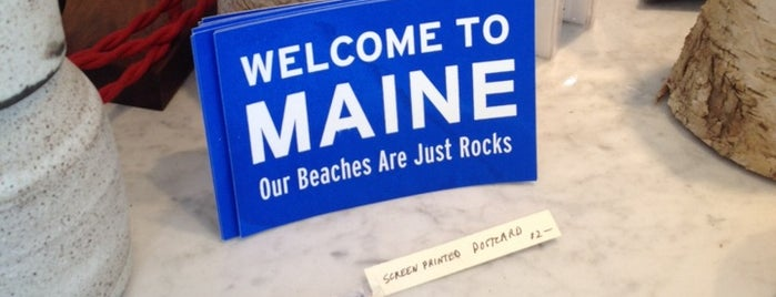 Folk is one of Maine & New Hampshire.