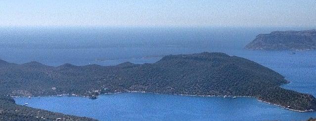 Kaş Panorama is one of kas.