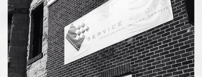 Service Photo is one of Andy's Guide to Baltimore.