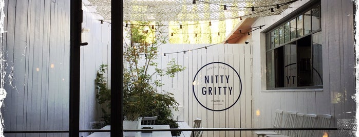Nitty Gritty, Madrid is one of ¿Dónde vamos a cenar?.