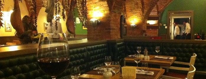 Boban is one of 20 favorite restaurants.