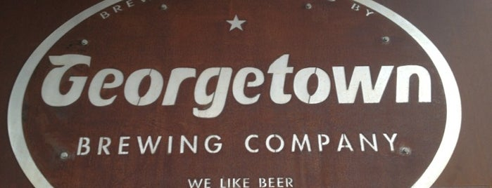 Georgetown Brewing Company is one of WABL Passport.