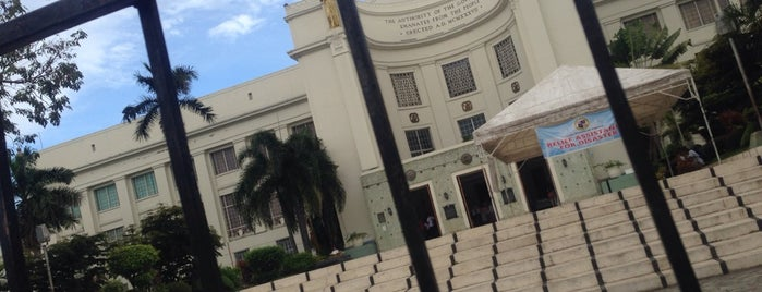 Cebu Provincial Capitol is one of Places I've been to....