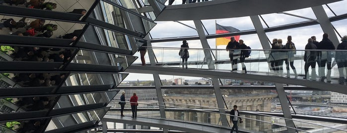 Reichstag is one of Travel Guide to Berlin.