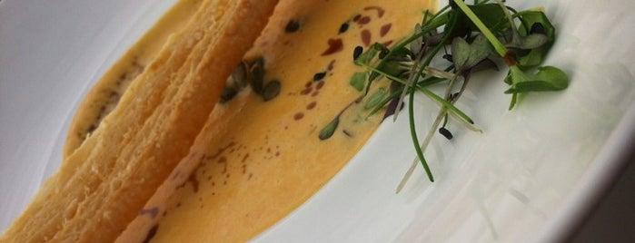 Brasserie La Marine is one of TREND Top restaurants.