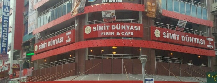 312 Arena is one of Kızılay Mekanları.