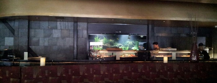 The Fish Restaurant & Sushi Bar is one of HOU Asian Restaurants.