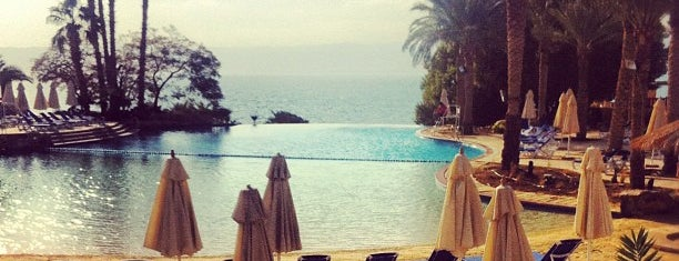 Mövenpick Resort & Spa Dead Sea is one of Jordan.