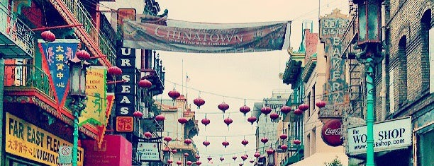 Chinatown is one of San Francisco To Do List.