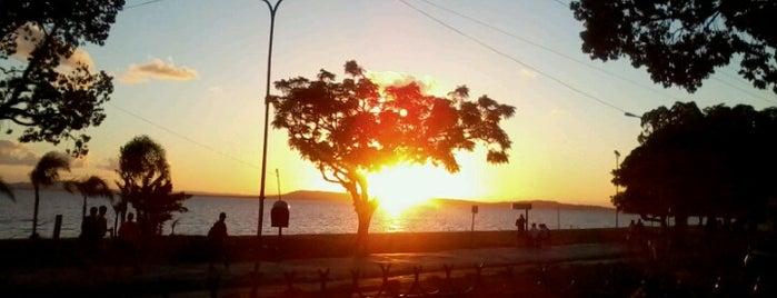 Praia de Ipanema is one of POA.