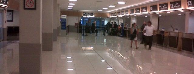 Aeropuerto de Trelew - Almirante Marcos A. Zar (REL) is one of Chubut.