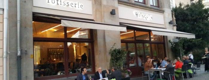 Rotisserie Weingrün is one of Food & Fun - Berlin.