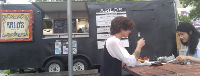 Arlo's is one of Austin, TX.