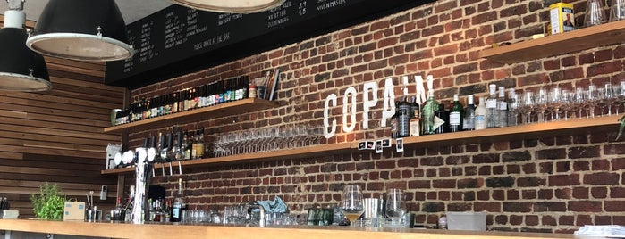 Copain is one of Bruxelles, ma belle.