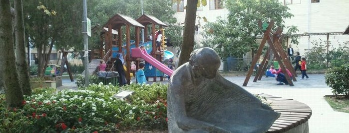 Milli Hakimiyet Parkı is one of doğallık..