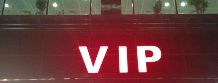 VIP Lounge is one of atatürk havalimani hava ve kara tarafı.