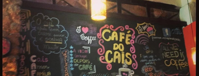 Café do Cais is one of Brasil.