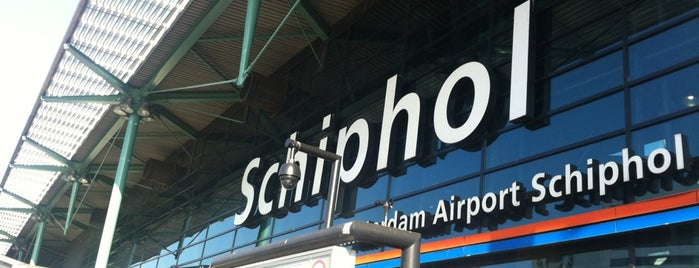 Schiphol Plaza is one of All-time favorites in Netherlands.