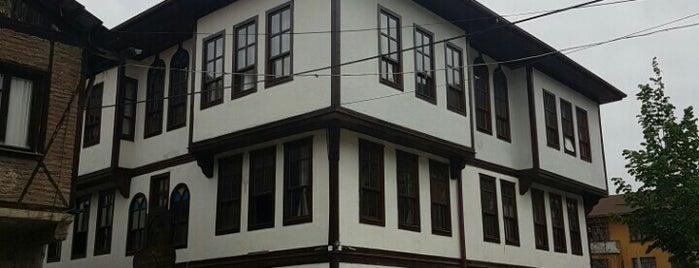 Tekkeliler Konağı is one of Türkiye Geneli <3.