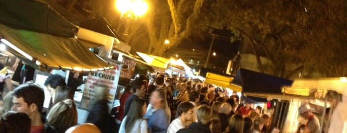 Feira Noturna do Champagnat is one of Viagens.