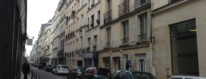 Bart in Paris
