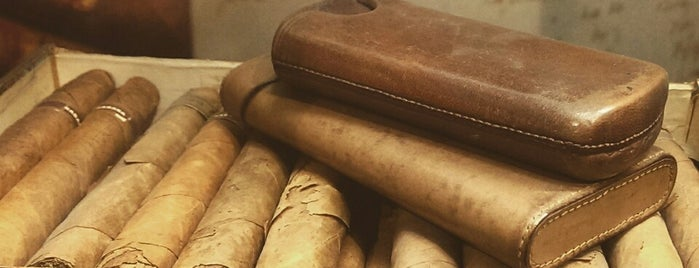 James J Fox is one of The 15 Best Places for Cigars in London.