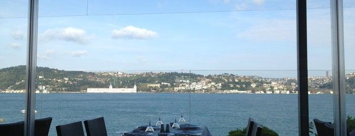 Mavi Balık Restaurant is one of Yazin istanbul :).