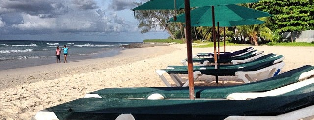 Rockley Beach is one of Must visit places in Christ Church, Barbados.