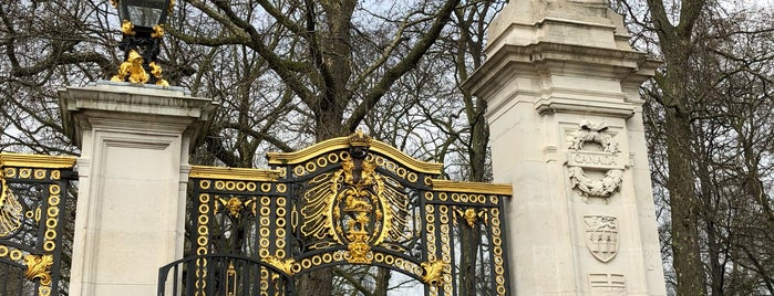 Canada Gate is one of Around The World: London.