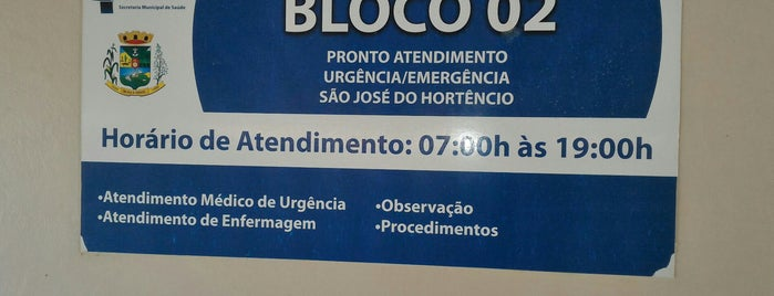 Posto de Saúde is one of 1ª CRS.