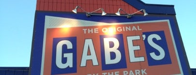 The Original Gabe's By The Park is one of Minneapolis and St.Paul Restaurants & Bars.