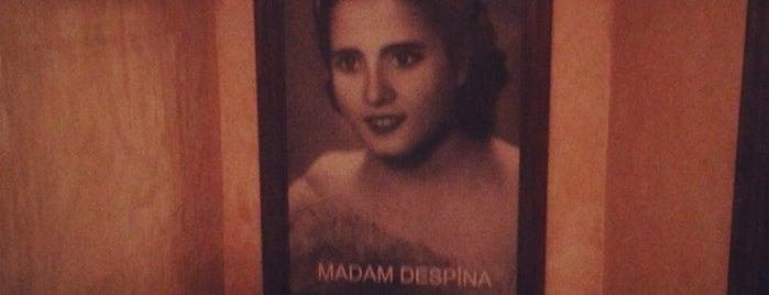 Madam Despina is one of İstanbul Meyhaneleri.