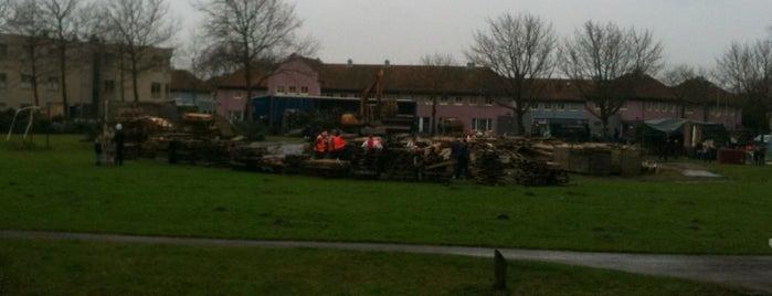 Floradorp (Tuindorp Buiksloterham) is one of I ♥ Noord.