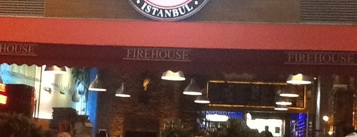 Firehouse is one of istanbul.