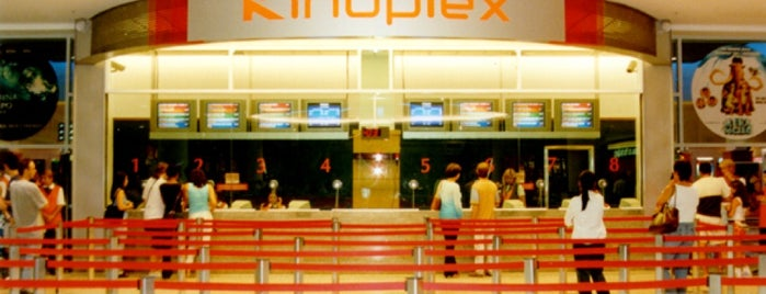 Kinoplex is one of Best places in Campinas, Brasil.