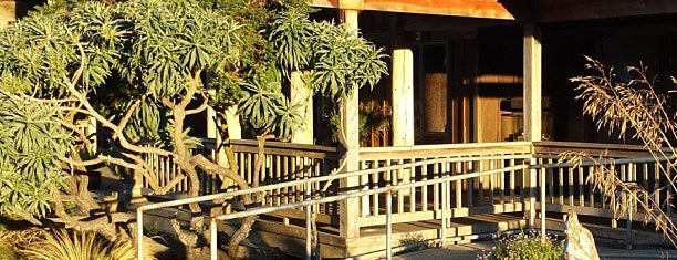 Costanoa Coastal Lodge & Camp is one of El Camino Real.