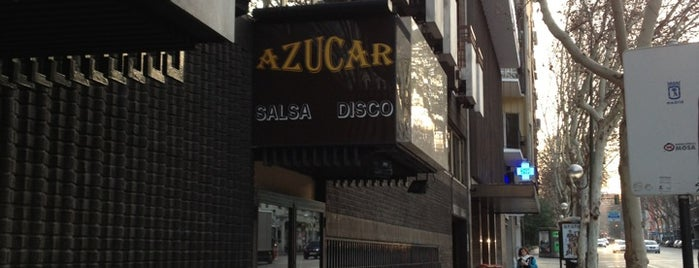 Discoteca Azúcar is one of Bares, qué lugares!!.