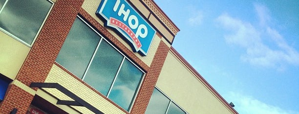 IHOP is one of Errands needs that are to be done.