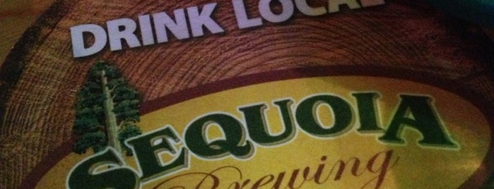 Sequoia Brewing Company is one of Breweries - Southern CA.