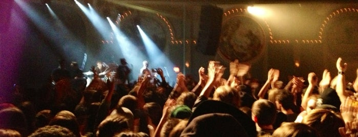 Crystal Ballroom is one of Favorite places in Portland.