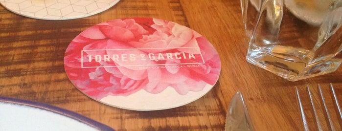 Torres Y García is one of Restaurantes.