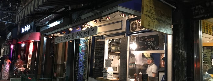 LES Crêpes & Taqueria is one of Foodz.