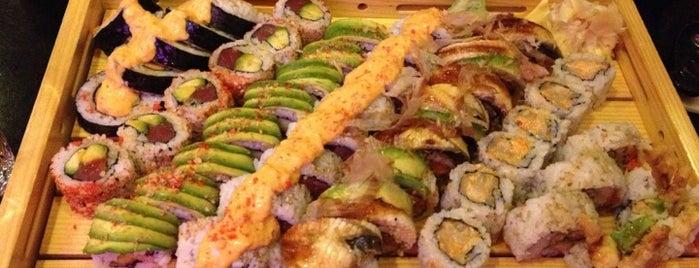 Nizi Sushi is one of NJ To Do.