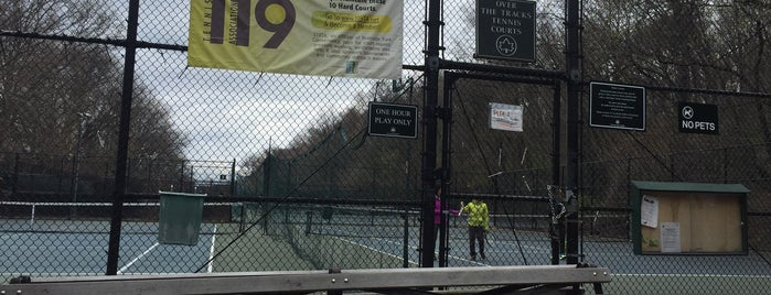 Riverside Park 119th Street Tennis Courts is one of Public Tennis Courts in NYC Parks.