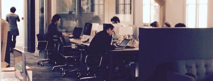 Emakina.FR is one of Bureaux à Paris.