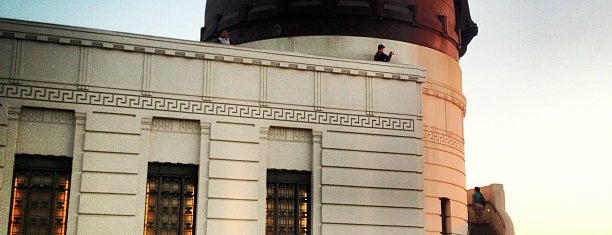 Griffith Observatory is one of USA Trip 2013 - The West.