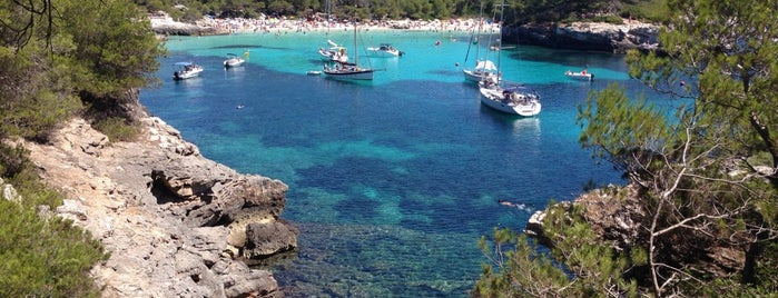 Cala Turqueta is one of MENORCA AGOSTO 12.