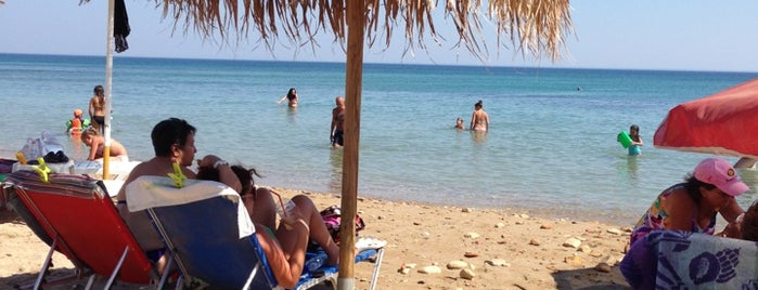 Megas Limnionas Beach is one of Chios.